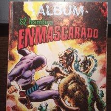 Cómics: EL HOMBRE ENMASCARADO. ALBUM. 4 COMICS. COLOSOS DEL COMIC. 1980. VALENCIA.. Lote 161418890