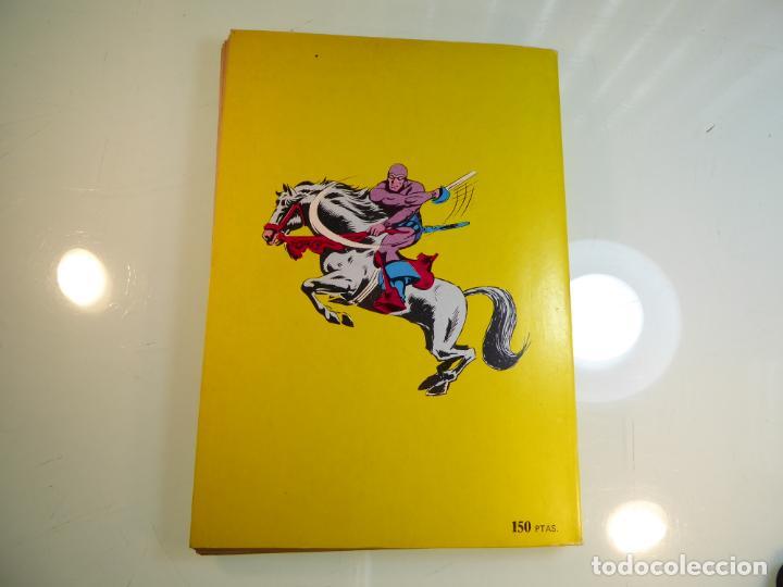 Cómics: El hombre enmascarado. Album. 4 comics. Colosos del comic. 1981. Valencia. - Foto 2 - 161419162