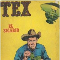 Cómics: TEX Nº 2. EL SICARIO. BURU LAN. C-34. Lote 161546402