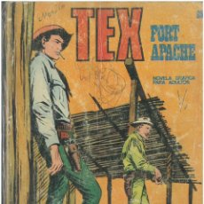 Cómics: TEX Nº 26. FORT APACHE. BURU LAN. C-34. Lote 161583050
