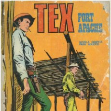 Cómics: TEX Nº 26. FORT APACHE. BURU LAN. C-34. Lote 161583202