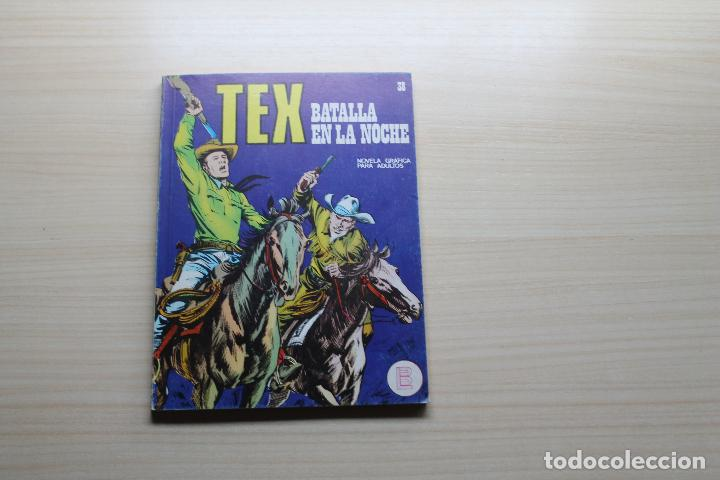 Cómics: TEX Nº 38, EDITORIAL BURULAN - Foto 1 - 161692118