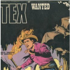 Cómics: TEX Nº 62. WANTED. BURU LAN. C-34. Lote 161716206