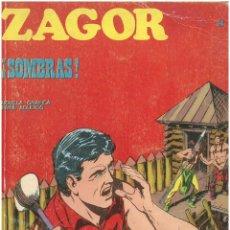 Cómics: ZAGOR Nº 24. SOMBRAS. BURU LAN. C-34. Lote 161738986
