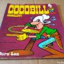 Cómics: COCOBILL N°1: COCOBILLIPUT (HÉROES DE PAPEL / BURULAN, 1973). POR JACOVITTI. 40 PÁGINAS A COLOR.. Lote 162186744