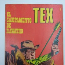 Cómics: TEX Nº8/EDITORIAL BURU LAN.. Lote 162294998