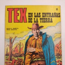 Cómics: TEX Nº10/EDITORIAL BURU LAN.. Lote 162295402