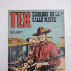 Cómics: TEX Nº15/EDITORIAL BURU LAN.. Lote 162296462