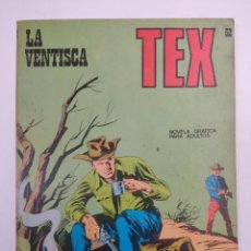 Cómics: TEX Nº52/EDITORIAL BURU LAN.. Lote 162334806