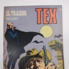 Cómics: TEX Nº54/EDITORIAL BURU LAN.. Lote 162334902