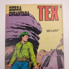 Cómics: TEX Nº57/EDITORIAL BURU LAN.. Lote 162335194