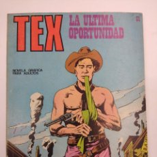 Cómics: TEX Nº21/EDITORIAL BURU LAN.. Lote 162338590