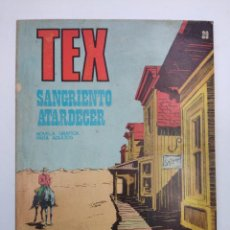 Cómics: TEX Nº29/EDITORIAL BURU LAN.. Lote 211660705