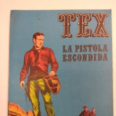 Cómics: TEX Nº7/EDITORIAL BURU LAN.. Lote 162352810