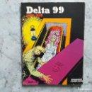 Cómics: DELTA 99 - SUPER DELTA. BURULAN. LOMO ESTROPEADO (HAY FOTO). Lote 162413254
