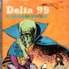 Cómics: DELTA 99. EL MISTERIO DEL BUICK AZUL. EPISODIOS COMPLETOS. BURU LAN. Lote 162908042