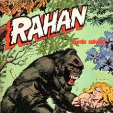 Cómics: RAHAN. HORDA SALVAJE. EPISODIOS COMPLETOS. BURU LAN 1974. Lote 162918222