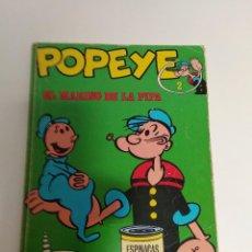 Cómics: POPEYE EL MARINO DE LA PIPA . Lote 163175382