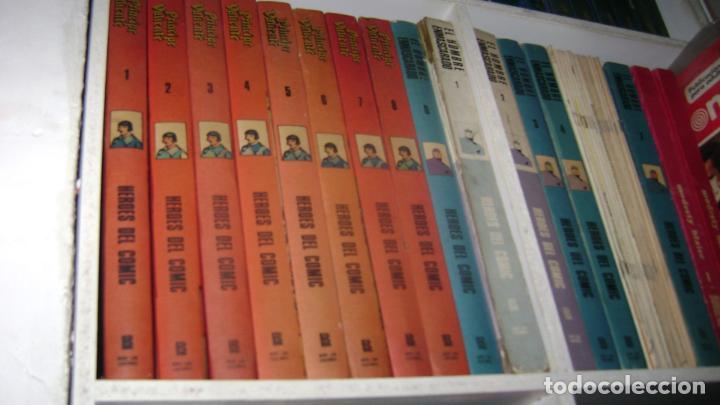 PRINCIPE VALIENTE BURULAN COMPLETA 8 TOMOS BUEN ESTADO SIN SORPRESAS (Tebeos y Comics - Buru-Lan - Flash Gordon)