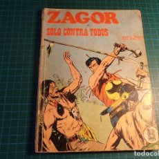 Comics: ZAGOR.Nº 45. BURU LAN. CASTIGADO. Lote 163580710