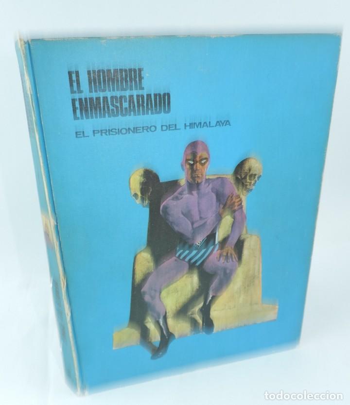 EL HOMBRE ENMASCARADO NUMERO 1, EL PRISIONERO DEL HIMALAYA - HÉROES DEL CÓMIC - BURU LAN EDICIONES, (Tebeos y Comics - Buru-Lan - Hombre Enmascarado)