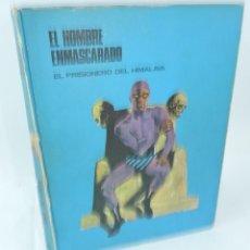 Cómics: EL HOMBRE ENMASCARADO NUMERO 1, EL PRISIONERO DEL HIMALAYA - HÉROES DEL CÓMIC - BURU LAN EDICIONES, . Lote 163818582