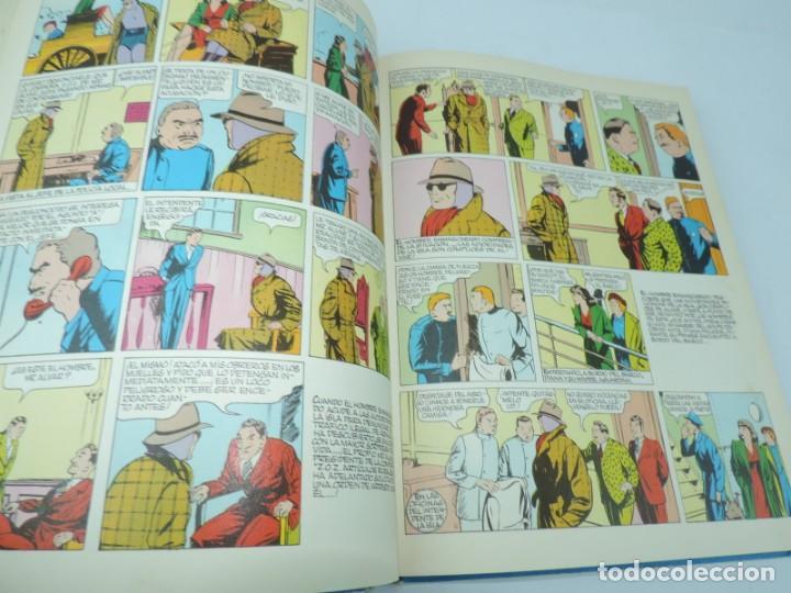 Cómics: El Hombre Enmascarado Tomo 2 - Los Espías del Albatros - Buru Lan 1971 Buen estado, con algún roce - Foto 2 - 163819014