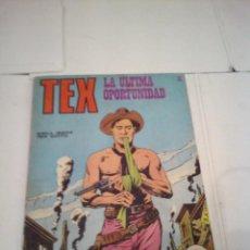 Cómics: TEX - BURU LAN - NUMERO 21 - LA ULTIMA OPORTUNIDAD - CJ 105 - GORBAUD. Lote 164065318