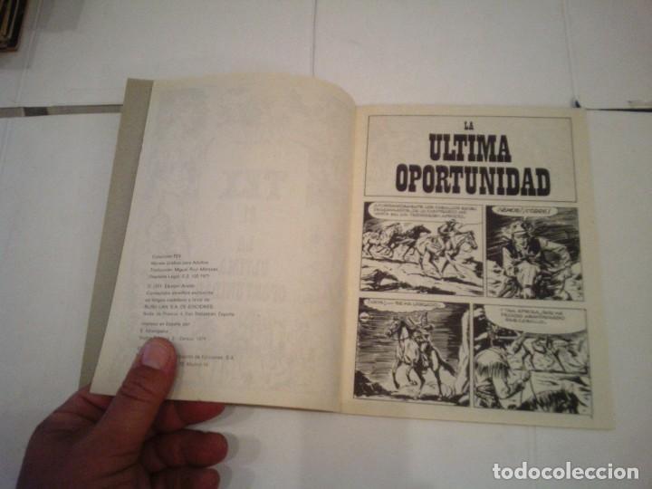 Cómics: TEX - BURU LAN - NUMERO 21 - LA ULTIMA OPORTUNIDAD - CJ 105 - GORBAUD - Foto 3 - 164065318