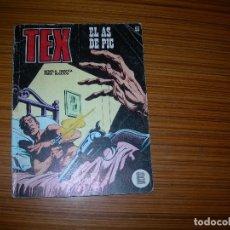 Cómics: TEX Nº 55 EDITA BURULAN . Lote 165224702