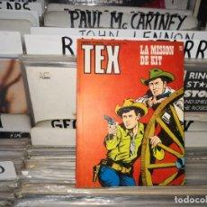 Fumetti: TEX 73 LA MISIÓN DE KIT . Lote 165358882