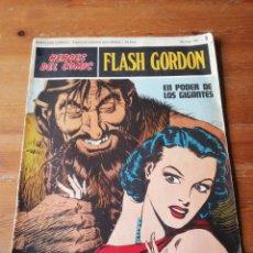 Cómics: HÉROES DEL CÓMIC. FLASH GORDON. NÚMERO 3. . Lote 165945706