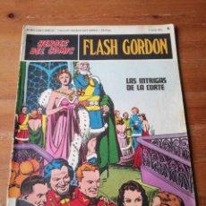 Cómics: HÉROES DEL CÓMIC. FLASH GORDON. NÚMERO 4.. Lote 165945866