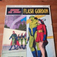 Cómics: HÉROES DEL CÓMIC. FLASH GORDON. NÚMERO 9. Lote 165946590