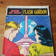Cómics: HÉROES DEL CÓMIC. FLASH GORDON. NÚMERO 12. Lote 165947430