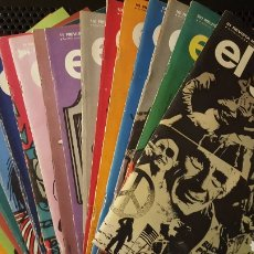 Cómics: COMICS - EL GLOBO - BURU-LAN - LOTE AVANZADO - 1,2,3,4,5,6,7,8,10,11,12,13,16,17,18,20,21. Lote 166201612