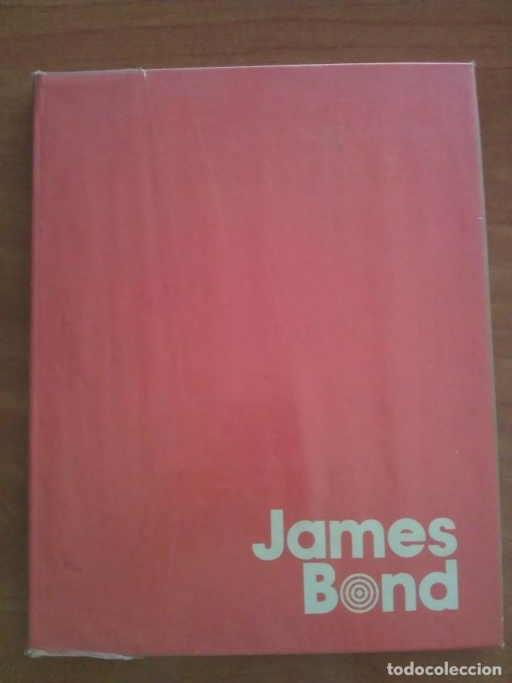 Cómics: 1974 JAMES BOND TOMO I - CUATRO EPISODIOS A TODO COLOR - Foto 2 - 166407626