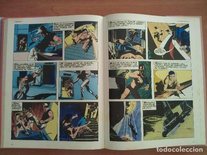 Cómics: 1974 JAMES BOND TOMO I - CUATRO EPISODIOS A TODO COLOR - Foto 5 - 166407626