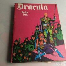 Cómics: DRACULA DE EDITORIAL BURU LAN TOMO Nº 5 SIN ENCUADERNAR ( LOTE 13 DE EJEMPLARES 24 AL 36 ). Lote 166659646