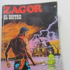 Cómics: ZAGOR Nº 30 EDITORIAL BURULAN 1972 ET. Lote 166831454