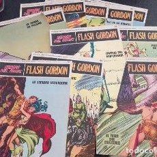 Cómics: FLASH GORDON BURU LAN - 01 A 011 HEROES DEL COMIC 1.972 . Lote 159339318