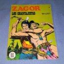 Cómics: ZAGOR Nº 44 LOS CHANTAJISTAS COMPLETO EN MUY BUEN ESTADO ORIGINAL AÑO 1972 VER FOTO Y DESCRIPCION. Lote 168090244