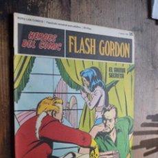 Cómics: FLAS GORDON Nº 35, EL ARMA SECRETA, BURU LAN, 7 ENERO 1972. Lote 168433508
