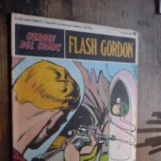 Cómics: FLAS GORDON Nº 36, GUERRA A MUERTE, BURU LAN, 14 ENERO 1972. Lote 168433624