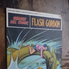 Cómics: FLAS GORDON Nº 38, PELIGRO BAJO EL MAR, BURU LAN, 1972. Lote 168433948