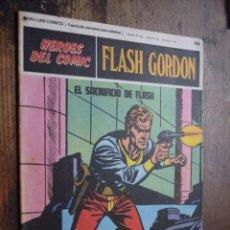 Cómics: FLAS GORDON Nº 44, EL SACRIFICIO DE FLASH, BURU LAN, 1972. Lote 168434548
