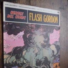 Cómics: FLAS GORDON Nº 49, FALSA EXPLOSION, BURU LAN, 1972. Lote 168435144