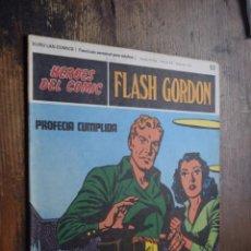 Cómics: FLAS GORDON Nº 52, PROFECIA CUMPLIDA, BURU LAN, 1972. Lote 168435488