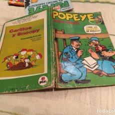 Cómics: POPEYE - Nº14 - ED. BURU LAN- 1971. Lote 168854276