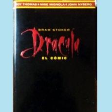 Cómics: LIBRO DRACULA EL COMIC POR BRAM STOKER.ADAPTACION OFICIAL DE LA PELÍCULA FRANCIS FORD COPOLA, 1º EDI. Lote 169123340